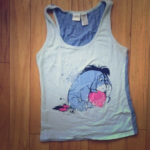 Disney Tops - Disney Eeyore shirt